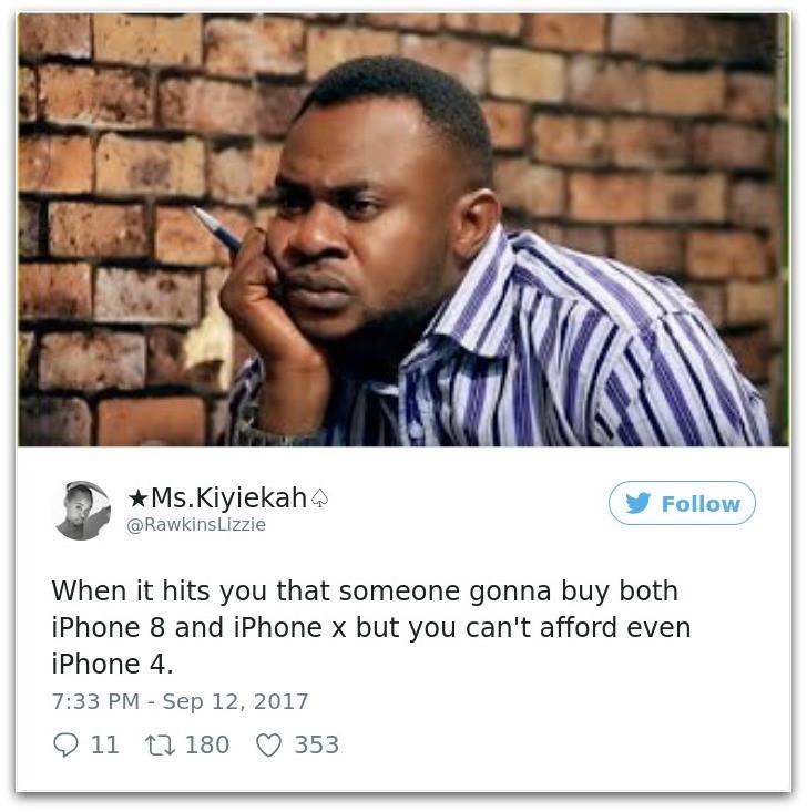Anh che khi iPhone X ra mat 'lay loi' cua dan mang the gioi hinh anh 3