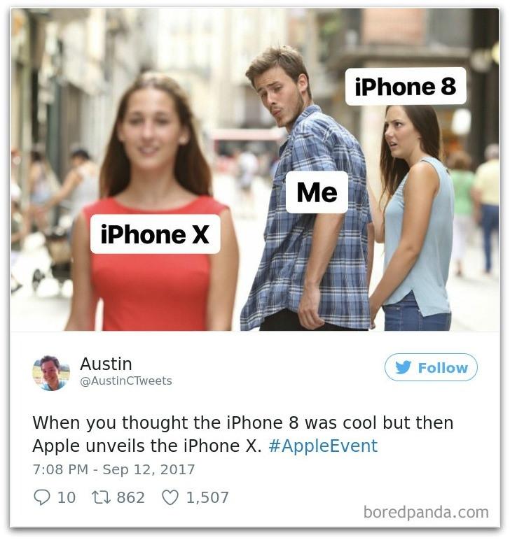 Anh che khi iPhone X ra mat 'lay loi' cua dan mang the gioi hinh anh 4