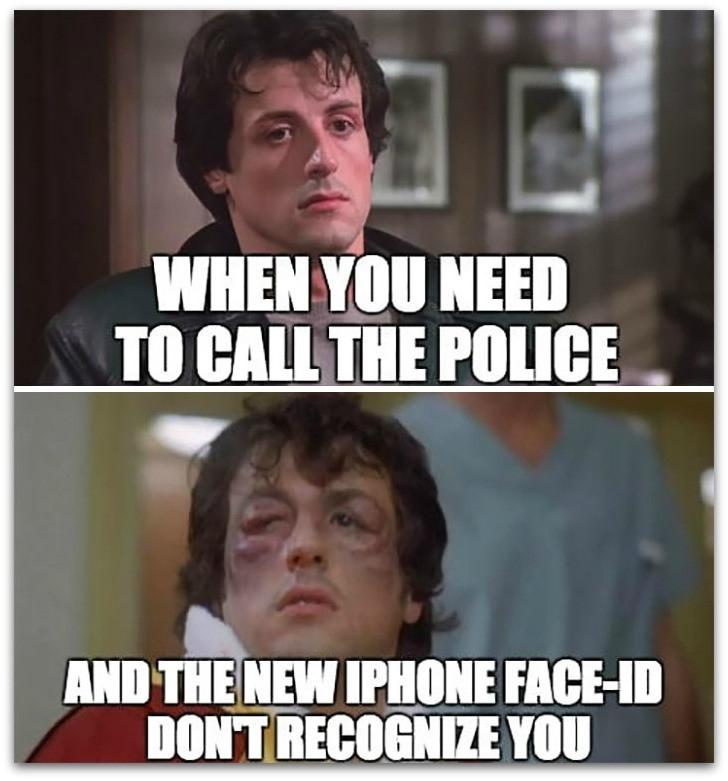 Anh che khi iPhone X ra mat 'lay loi' cua dan mang the gioi hinh anh 5