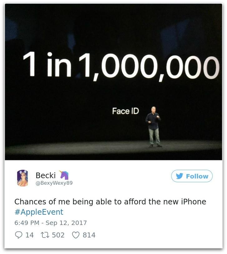 Anh che khi iPhone X ra mat 'lay loi' cua dan mang the gioi hinh anh 8