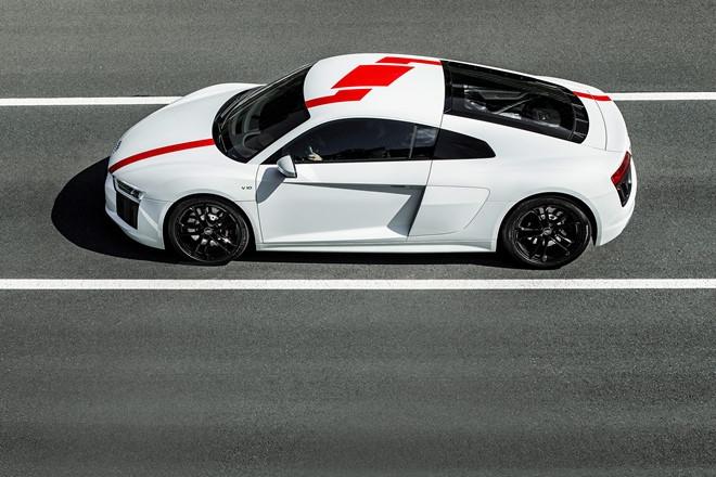 Audi ra mat phien ban dac biet R8 RWS 2018 hinh anh 2