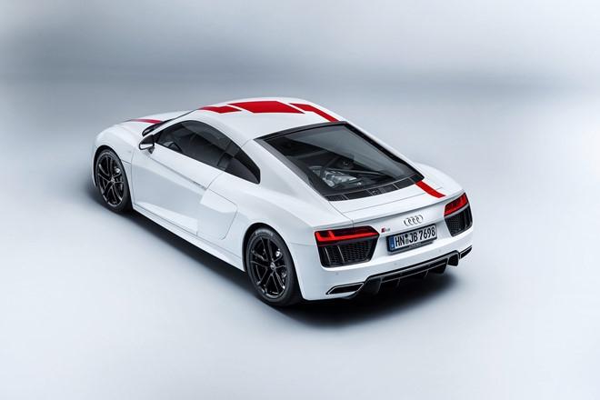 Audi ra mat phien ban dac biet R8 RWS 2018 hinh anh 6