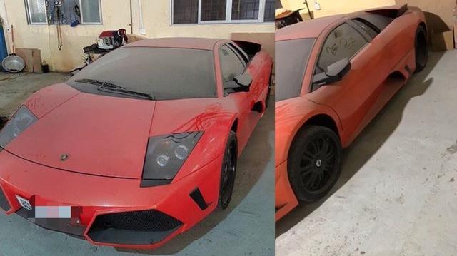 Bò già Lamborghini Murcielago đầu tiên tại Việt Nam lại dở chứng trên phố - Ảnh 4.