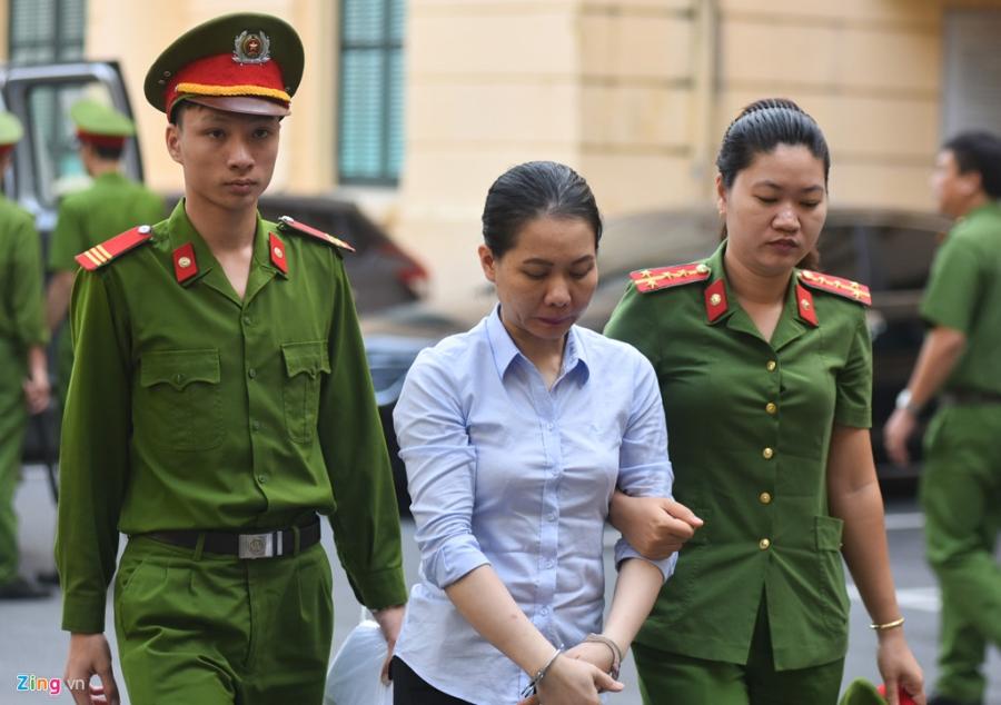 Cuu Tong giam doc Oceanbank Nguyen Xuan Son bi de nghi tu hinh hinh anh 4