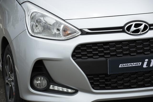 Đánh giá nhanh Hyundai Grand i10 lắp ráp nội: Xe nhỏ, tính năng khá - Ảnh 2.