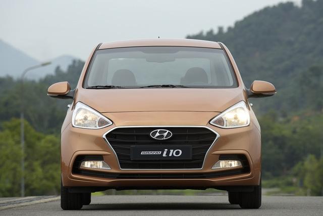 Đánh giá nhanh Hyundai Grand i10 lắp ráp nội: Xe nhỏ, tính năng khá - Ảnh 3.