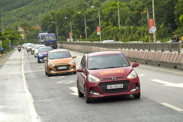 Đánh giá nhanh Hyundai Grand i10 lắp ráp nội: Xe nhỏ, tính năng khá - Ảnh 7.