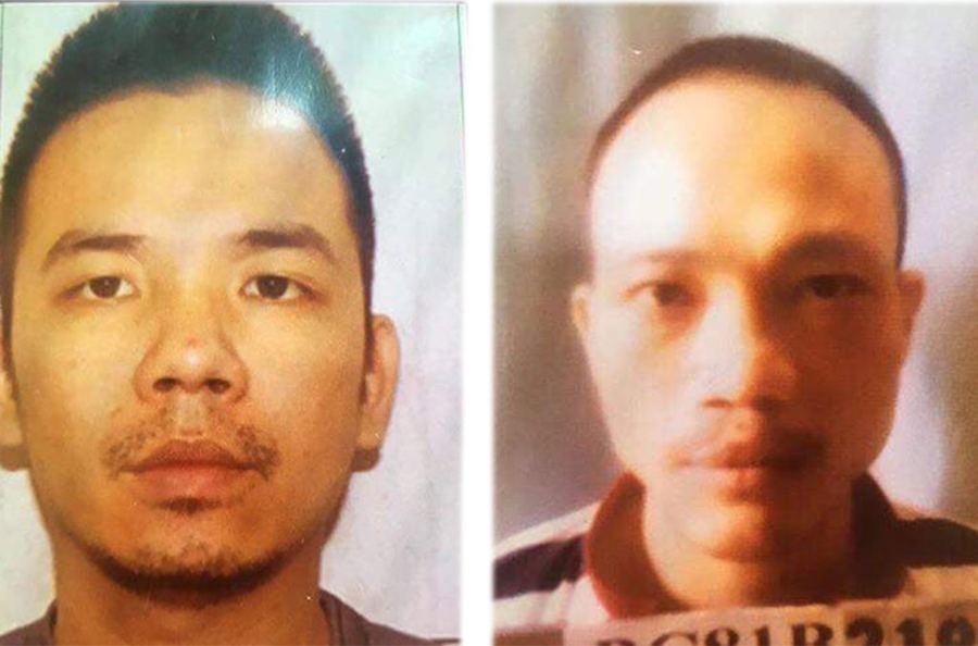 Hai tử tù trốn được khỏi phòng biệt giam - Ảnh 1.