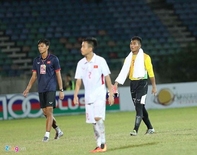 HLV Myanmar khen U18 Viet Nam co nhieu cau thu thong minh hinh anh 2