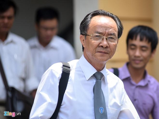 Luat su bat dau go toi tu hinh cho Nguyen Xuan Son hinh anh 1