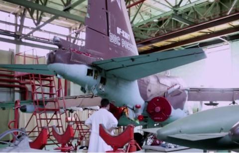 Nga mua phien ban dac biet cua Su-25