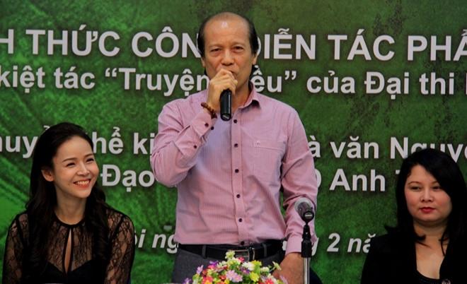NSND Anh Tu va Xuan Bac la ung vien giam doc Nha hat Kich Viet Nam hinh anh 1