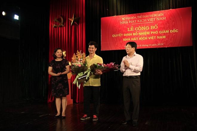 NSND Anh Tu va Xuan Bac la ung vien giam doc Nha hat Kich Viet Nam hinh anh 3