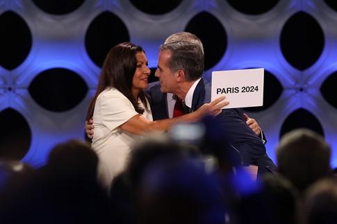 Pháp và Mỹ lần lượt đăng cai tổ chức Olympic 2024 và 2028 - ảnh 1