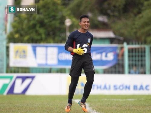 Thủ môn U18 Việt Nam lần đầu lên tiếng sau sai lầm khiến đội nhà bị loại cay đắng - Ảnh 3.