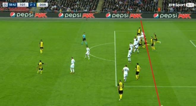 """Tottenham vui buồn vì """"phốt"""" trọng tài, Kane ghi bàn trội hơn Ronaldo & Messi - 2"""