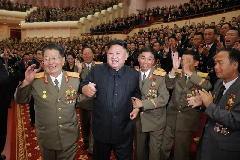 Triều Tiên dọa 'nhấn chìm' Nhật, biến Mỹ 'thành tro' - ảnh 1