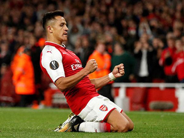 Arsenal thắng ngược Cologne trong trận cầu của những tuyệt phẩm