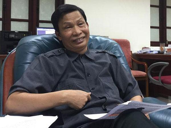 Ông Nguyễn Minh Mẫn: