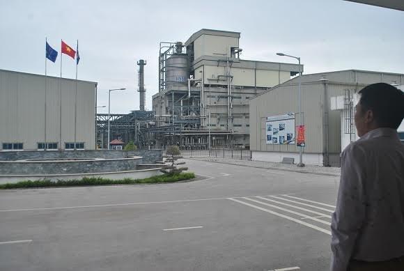 Nhà máy sản xuất xơ sợi Đình Vũ - PVTex là 1 trong 12 đại dự án ngàn tỷ thua lỗ.
