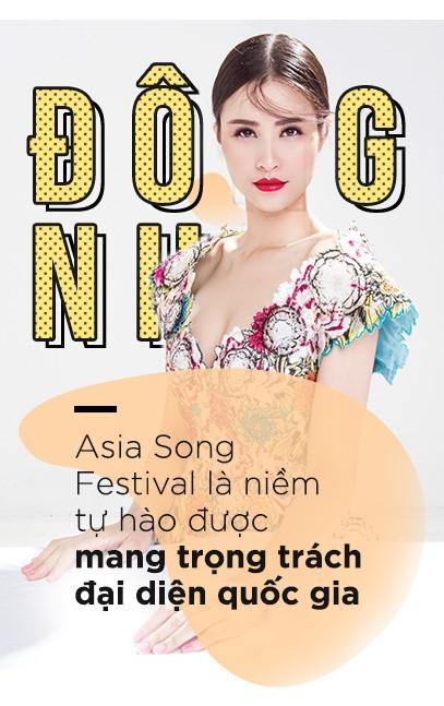 Dong Nhi: 'Le cuoi cua toi va Ong Cao Thang khong con xa' hinh anh 4