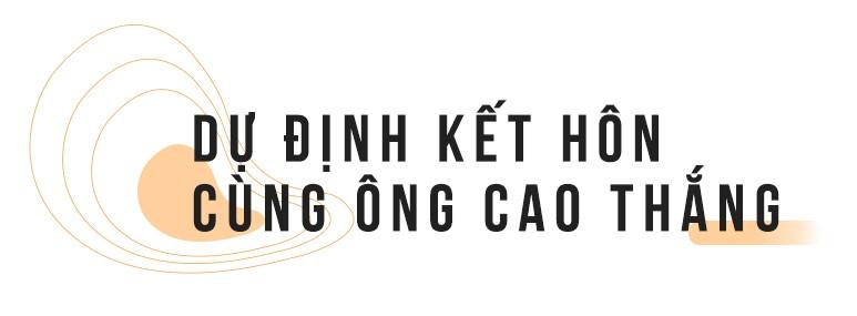 Dong Nhi: 'Le cuoi cua toi va Ong Cao Thang khong con xa' hinh anh 7