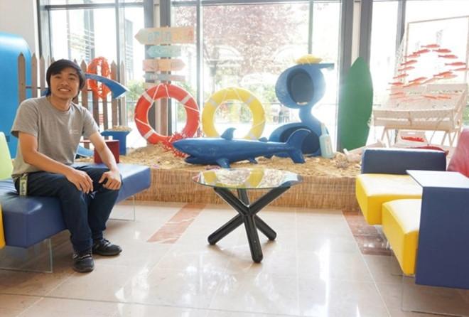 Duong den Google cua cuu hoc sinh truong chuyen Ha Noi - Amsterdam hinh anh 1