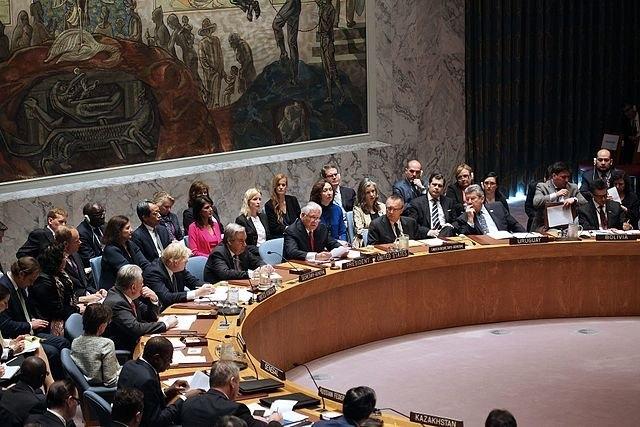 Hội đồng bảo an Liên Hợp Quốc hôm 11/9 vừa thông qua lệnh trừng phạt mới với Triều Tiên. (Ảnh minh họa: Reuters)