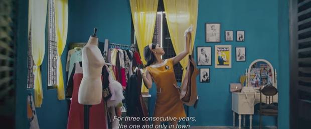 Ngô Thanh Vân tát Lan Ngọc vì không biết may áo dài trong teaser mới của Cô Ba Sài Gòn - Ảnh 5.