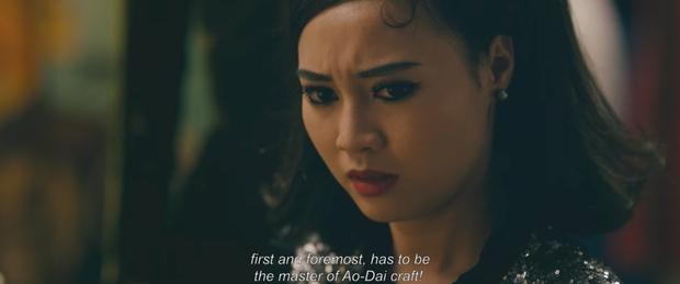 Ngô Thanh Vân tát Lan Ngọc vì không biết may áo dài trong teaser mới của Cô Ba Sài Gòn - Ảnh 6.