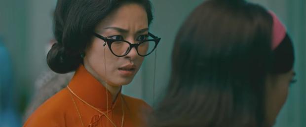 Ngô Thanh Vân tát Lan Ngọc vì không biết may áo dài trong teaser mới của Cô Ba Sài Gòn - Ảnh 9.