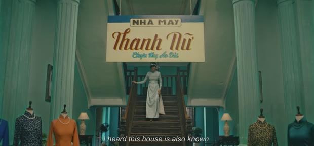Ngô Thanh Vân tát Lan Ngọc vì không biết may áo dài trong teaser mới của Cô Ba Sài Gòn - Ảnh 13.