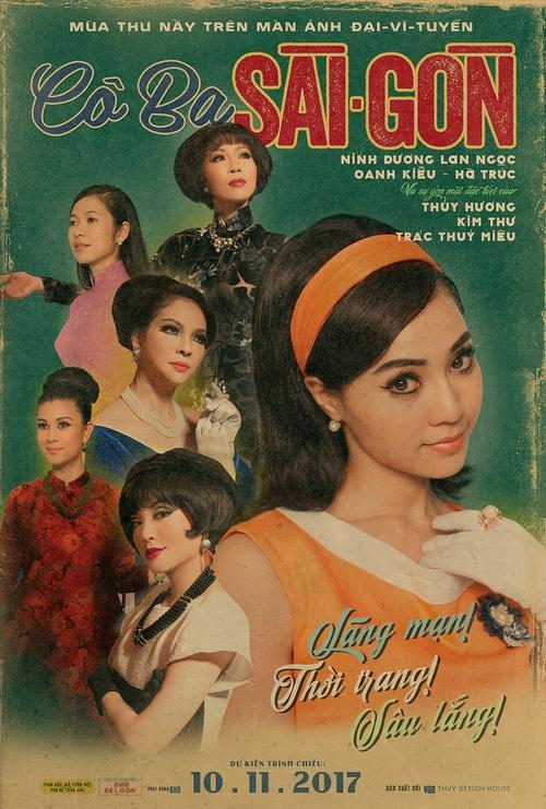 Ngô Thanh Vân tát Lan Ngọc vì không biết may áo dài trong teaser mới của Cô Ba Sài Gòn - Ảnh 15.