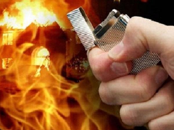 Bảo vệ phóng hoả đốt phòng giao dịch ngân hàng để tự tử