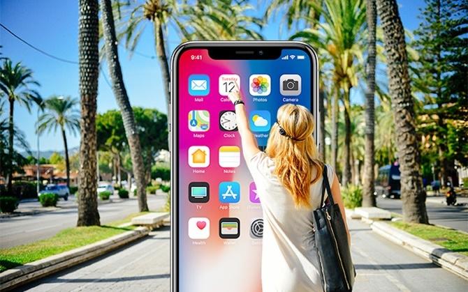 Giá trị thực sự của iPhone X khoảng 413 USD