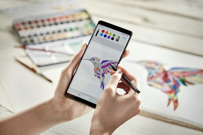 Galaxy Note 8 duoc ban voi gia khoi diem 7,9 trieu dong hinh anh 1
