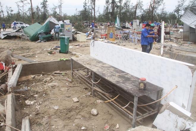 Thủ tướng chỉ đạo Nghệ An phối hợp lực lượng giúp dân để cuộc sống trở lại bình yên sau bão - Ảnh 11.
