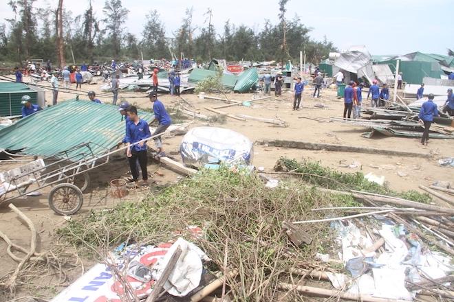 Thủ tướng chỉ đạo Nghệ An phối hợp lực lượng giúp dân để cuộc sống trở lại bình yên sau bão - Ảnh 13.