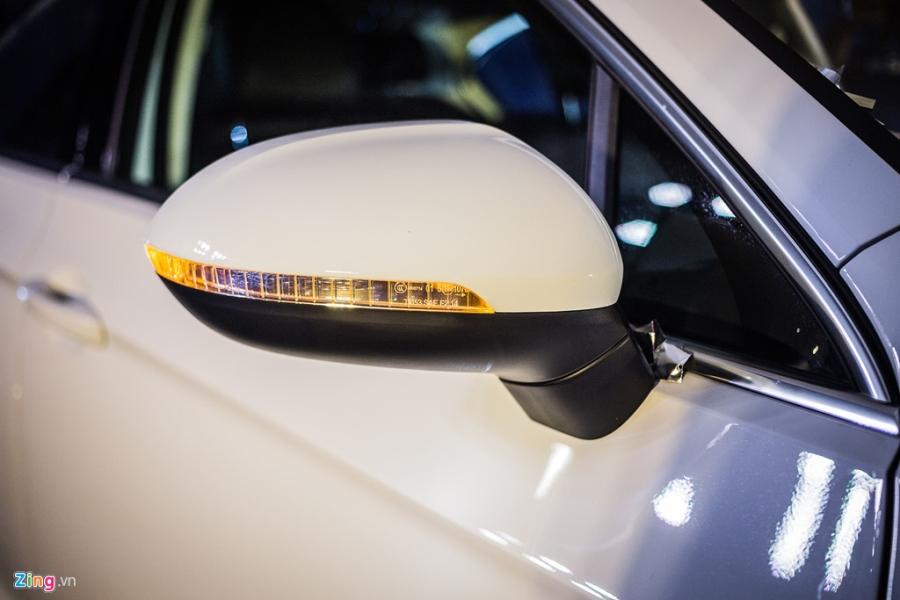Volkswagen Passat phien ban moi canh tranh Camry, Mazda6 tai Viet Nam hinh anh 5