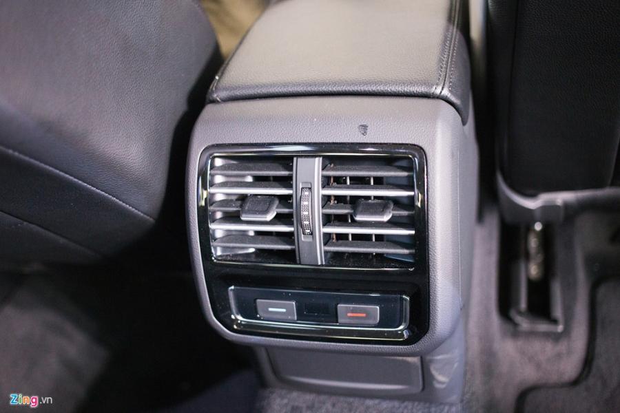 Volkswagen Passat phien ban moi canh tranh Camry, Mazda6 tai Viet Nam hinh anh 11
