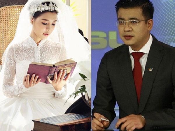 Linh Lê - Cô gái xinh đẹp sắp lên xe hoa với BTV Quang Minh