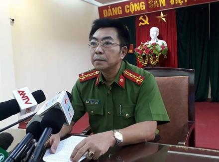 Đại tá Phạm Trọng Điềm, Phó Cục trưởng C47 thông tin chi tiết về vụ hai tử tù khoét tường vượt ngục.