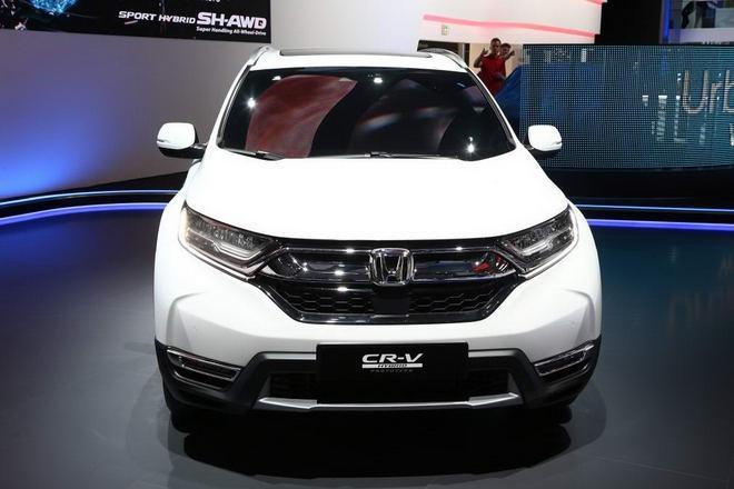 Honda ra mắt CR-V Hybrid với công nghệ tiên tiến - 2