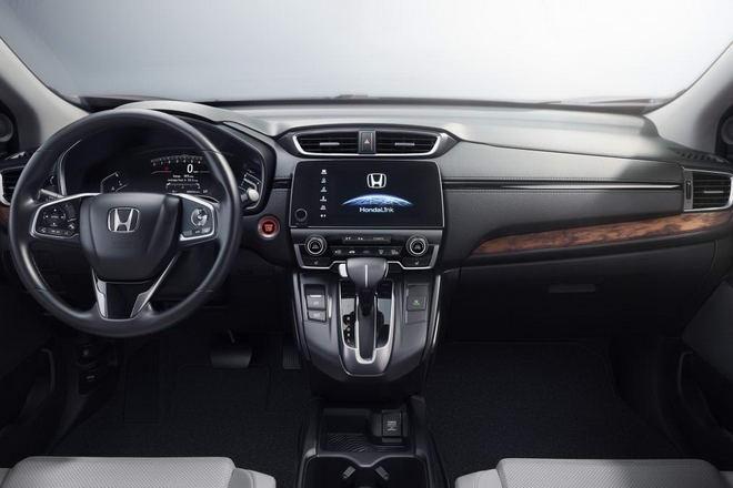 Honda ra mắt CR-V Hybrid với công nghệ tiên tiến - 4