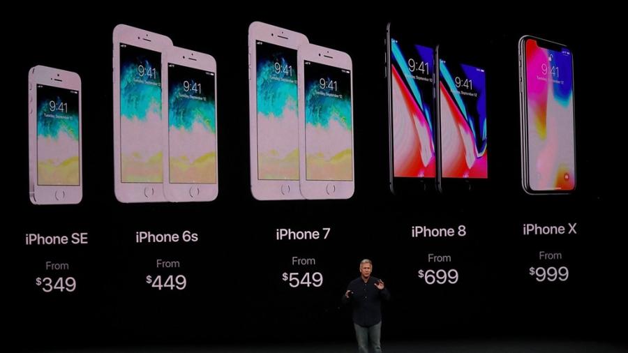 iPhone X dat voi dan My, chuyen nho voi nguoi Viet? hinh anh 1
