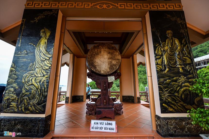 Ngoi chua ven bien dep nhat Quang Ninh hinh anh 8