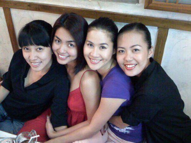 Nhan sắc hội bạn thân Hà Tăng sau 10 năm: Đã làm mẹ mà còn xinh đẹp hơn cả thời thiếu nữ! - Ảnh 2.
