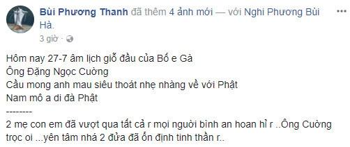 Phuong Thanh chia se bo cua con gai da qua doi 1 nam truoc hinh anh 1