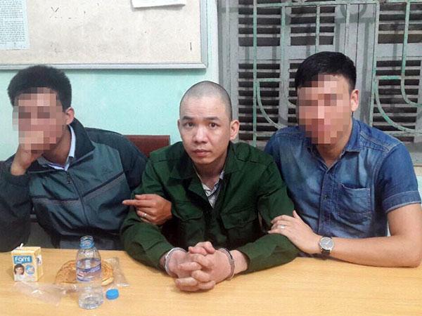 Hai tử tù bị bắt khi định trốn sang Trung Quốc