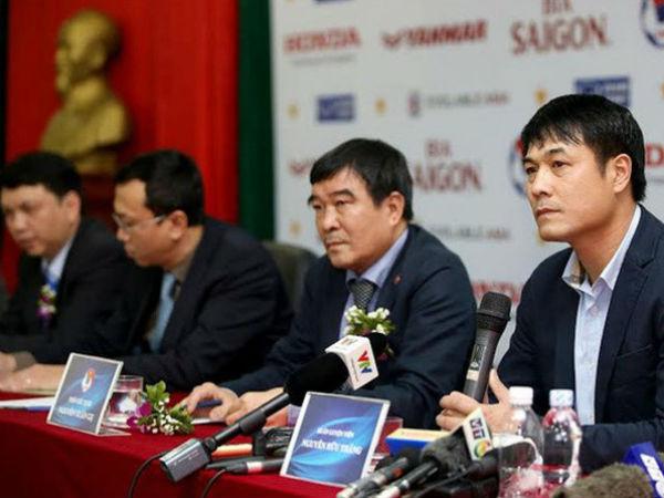 VFF giải thích việc không mời HLV Hữu Thắng họp báo